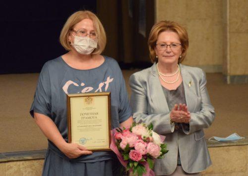 Поздравляем сотрудников ФГБУ «ФЦМН» ФМБА России с вручением государственных и ведомственных наград.