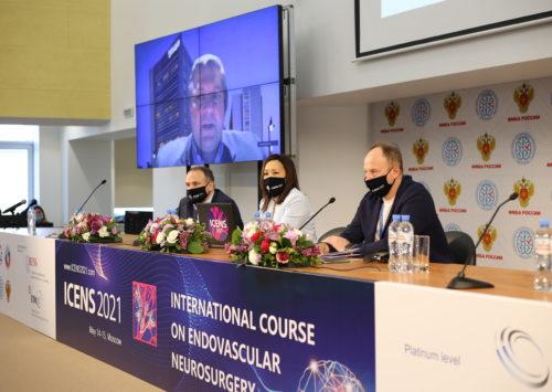В Центре прошла международная конференция по эндоваскулярной хирургии