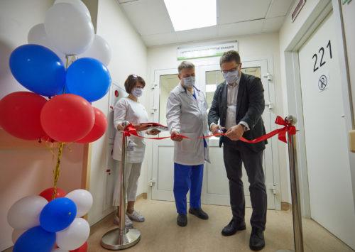 Отделение гипербарической оксигенации принимает пациентов